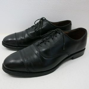 Allen Edmonds Cap Toe Leather Oxfords Park Avenue